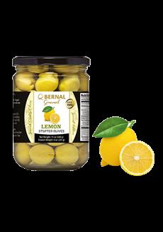 Olivy plněné Citronem