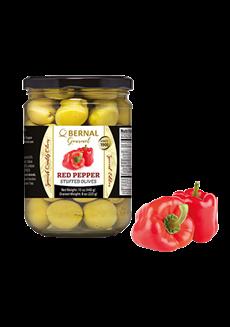 Olivy plněné Pepřem
