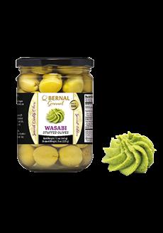 Olivy plněné Wasabi
