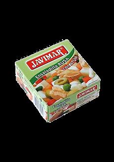 Ruský salát s tuňákem a majonézou