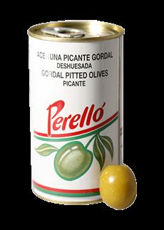 Olivy Gordal v plechovce