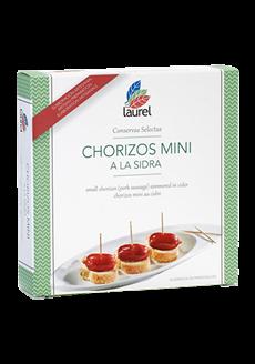 Chorizo v sidru