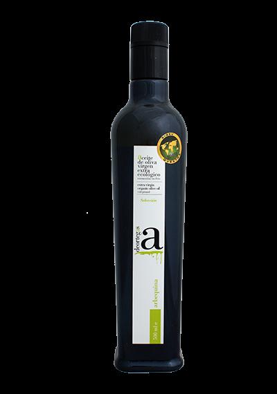 Olivový olej extra panenský Arbequina