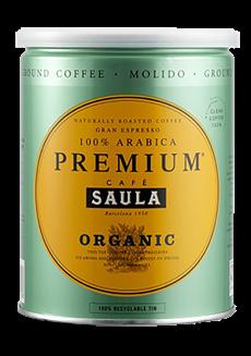 Premium Ecologico káva mletá 250g