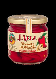 Pečené papriky Piquillo Extra